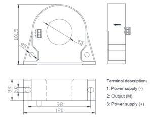 HCS-C8 Drawing